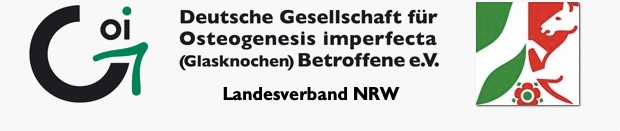 Deutsche Gesellschaft für Osteogenesis imperfecta Betroffene e.V. Landesverband NRW